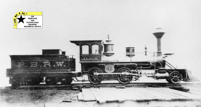 Real 2-4-0 Steam Locomotives - Model Train Journal