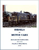 Diesel Locomotive Book