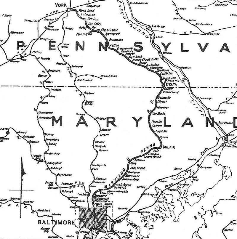 Maryland Pennsylvania Railroad Historical Society